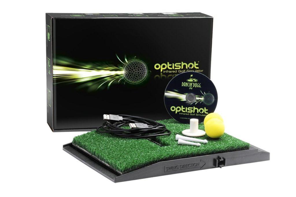 Dancin Dogg OptiShot Infrared Golf Simulator-min
