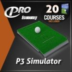 P3proswing golf simulator