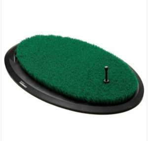 Fiberbuilt Flight Deck Golf Hitting Mat review - bestgolfsimulatorsforhomereviews.com