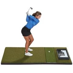 fiberbuilt golf mats review - bestgolfsimulatorsforhomereviews