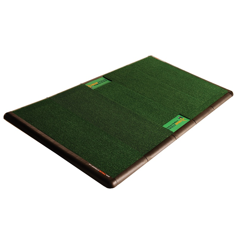 truestrike academy golf mat review - best golf simulators for home