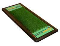 truestrike portable mat - best golf simulators for home reviews