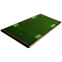 Truestrike double golf mats