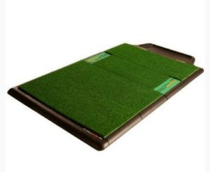 truestrike single golf hitting mat review - bestgolfsimulatorsforhomereviews