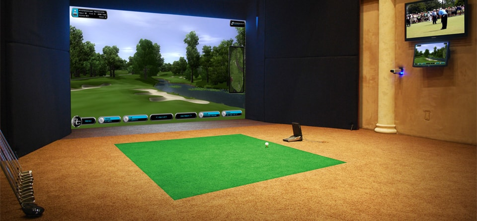 what is golf simulator-min