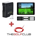 Skytrak + Golf Club Simulator Software