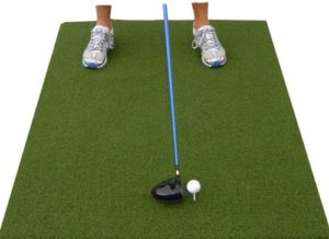 36inch X 60inch XL Super Tee Golf Mat - Holds A Wooden Tee