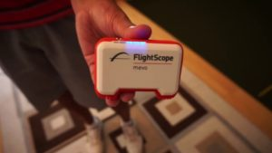 FlightScope Mevo launch monitors