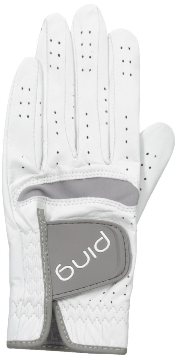 Ping Sensor Sport Glove (White, LADIES, LEFT) Golf