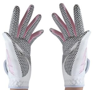 Woman Golf Gloves For Left And Right Hand Skid Grains Skidproof Breathble Durable - Size S to 2XL
