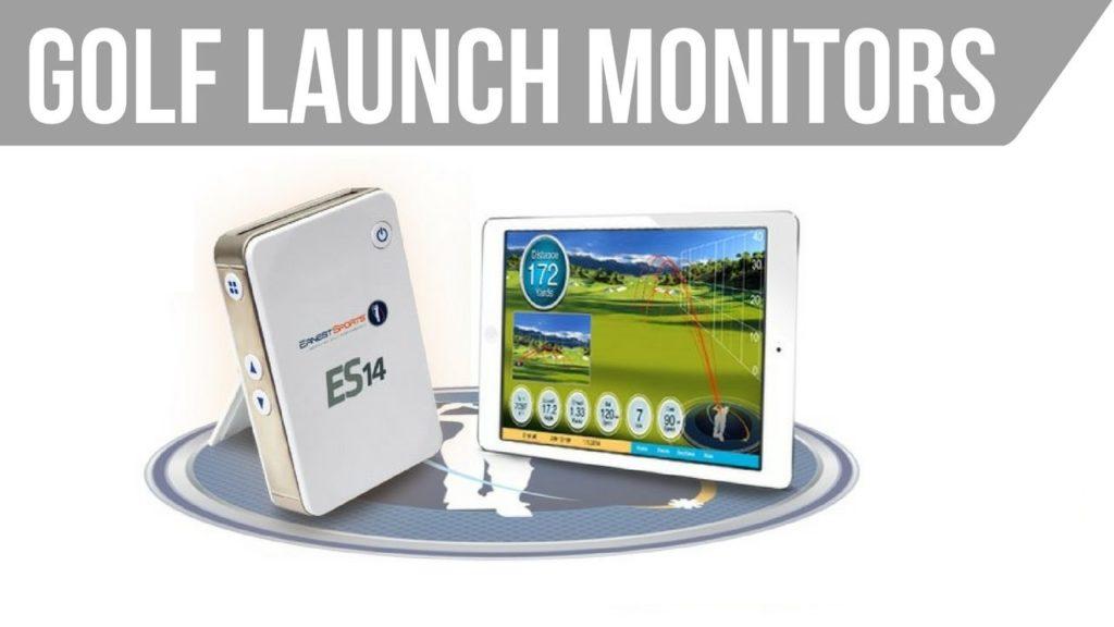 golf launch monitors - best golf simulators for home reviews1