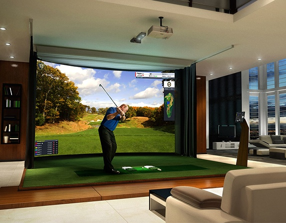 Best golf simulators for home -