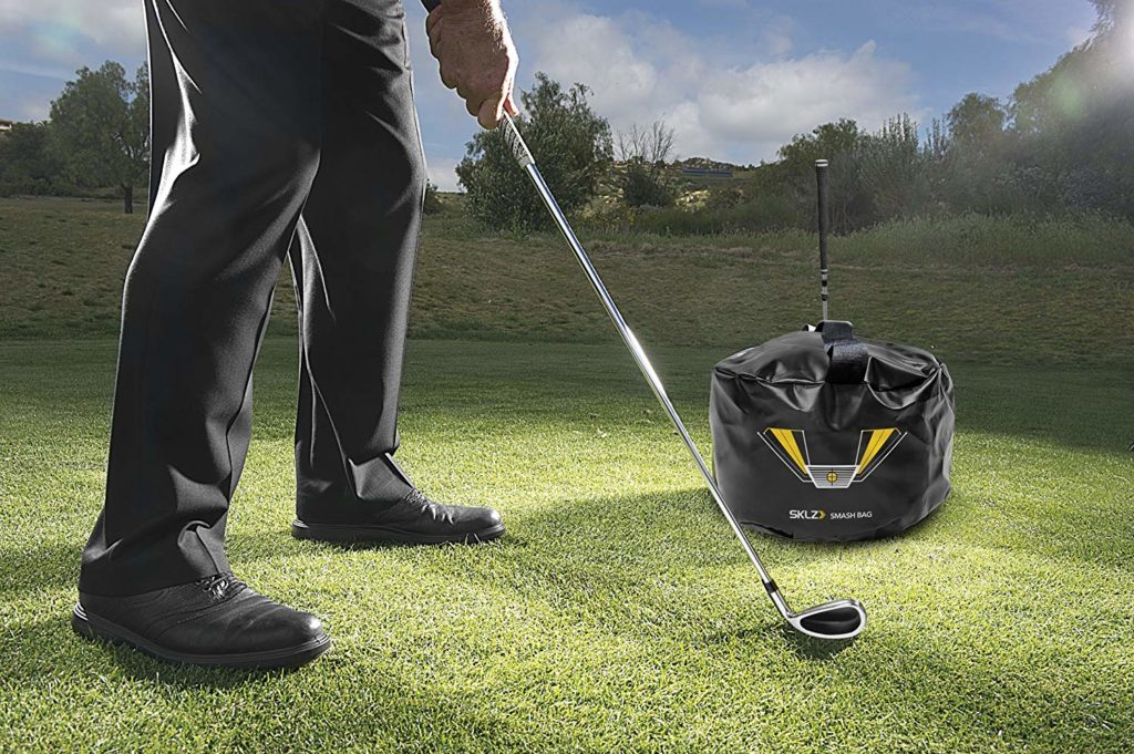 swingbag golf training aids - best golf simulators for home