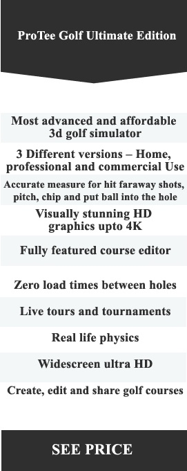 Buy best golf simulators for home prices, reviews and buying