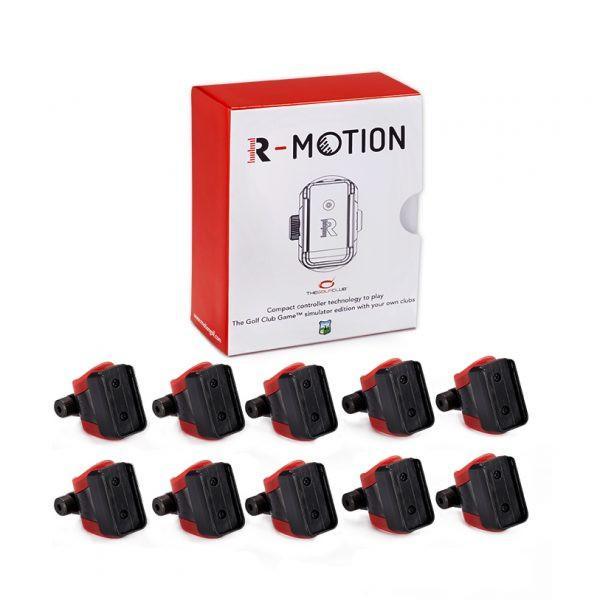 R motion - Rapsodo Affordable Simulator