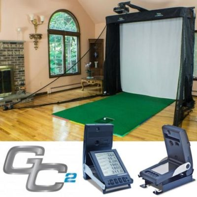 Foresight Sports GC2 Platinum Studio