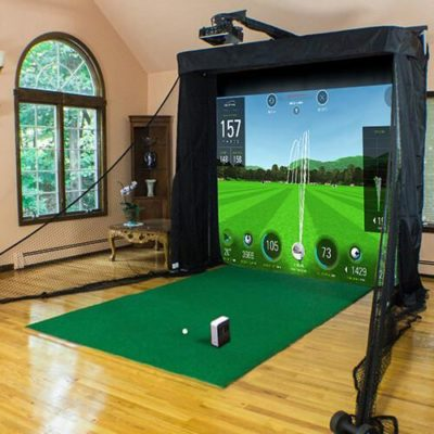 skytrak golf simulator platinum studio reviews