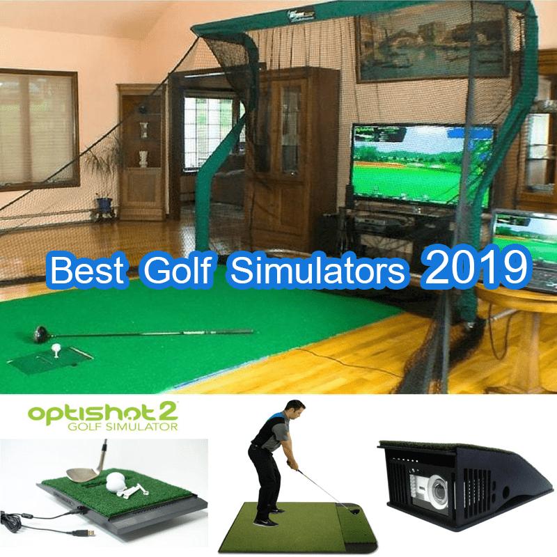 best golf simulators 2019