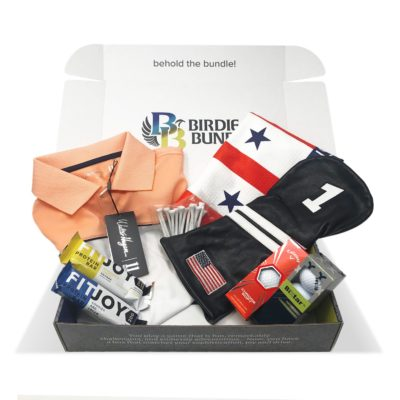 birdie bundle review best golf subscription box
