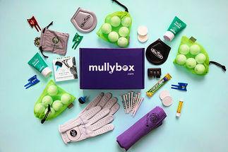 mullybox golf subscription box