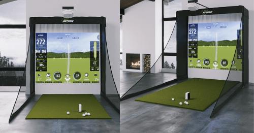 SkyTrak SIG8 Golf Simulator Review