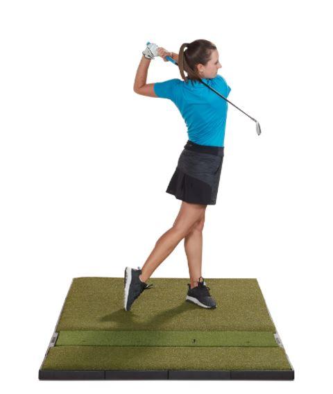 Fiberbuilt Golf Mats and Putting Greens review