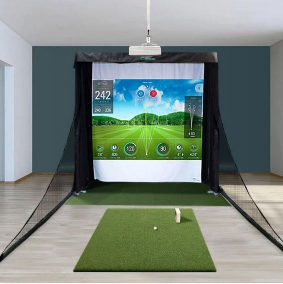 SKYTRAK Compact Golf Simulator Package