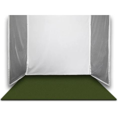 SKYTRAK HomeCourse Retractable Golf Simulator Package