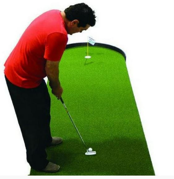 Big Moss Putting Greens & Chipping Mats