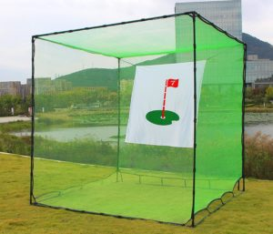 Golf Hitting Cage Practice Driving review