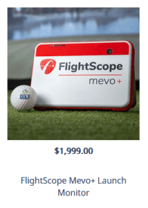 flightscope mevo launch monitor review