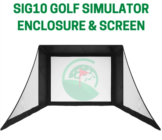 Mevo Plus (Mevo+) SIG10 Golf Simulator Package